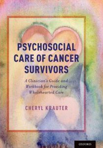 (Kitchen) Book Reading: Psychosocial Care of Cancer Survivors by Cheryl Krauter