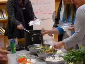 (Kitchen) Cooking Club: Mindful Eating with Kasin Anton and Melbra Watts