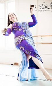 (LIB) Belly Dance for Wellness with Monica Berini