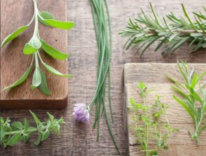 (LCR) Learn About Herbs with Jeannie Pham and Stop Waste