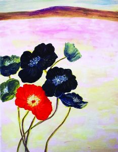(All of WCRC) Art Opening: Self-Care in Challenging Times, A WCRC Client Art Show